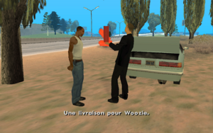 Explosive Situation GTA San Andreas (fin)