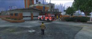 Fire Station Paleto Bay