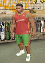 SubUrban (V - Czerwony jersey LC Salamanders)