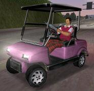 Wózek golfowy (VC)