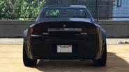 Fugitive face arrière GTA V