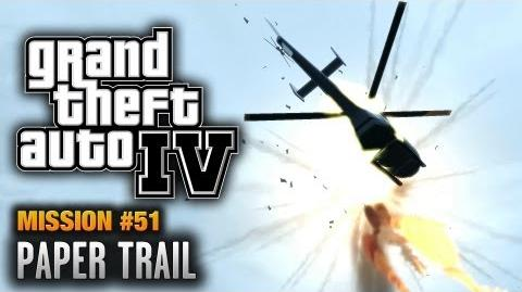 GTA 4 - Mission 51 - Paper Trail (1080p)