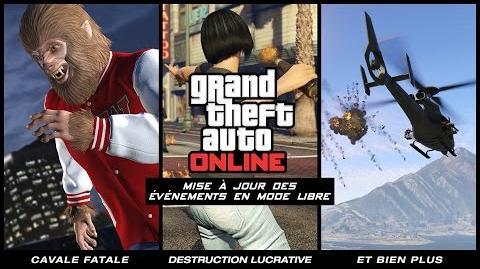 La mise à jour des événements en mode libre de GTA Online arrive le 15 septembre