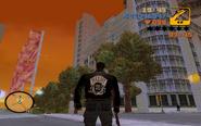 GTA III Claude vs Leones