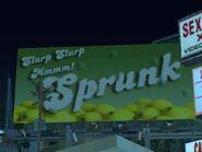Reklama Sprunka (SA)