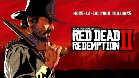 Bande-annonce de lancement de Red Dead Redemption 2