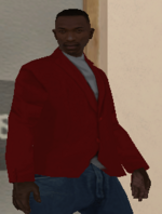 Didier Sachs (SA - Czerwona kurtka)