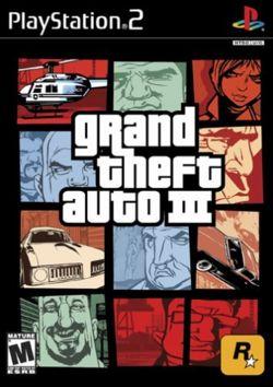 GTA3 cover