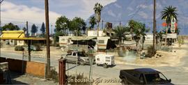 GTA V Trailer 3 Trevor Sandy Shores