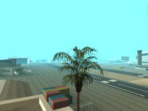 Las Venturas Airport GTA San Andreas (tarmac)