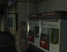 Automat biletowy (IV)