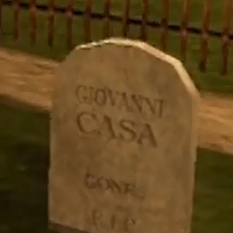 قبر جيوفاني كاسا