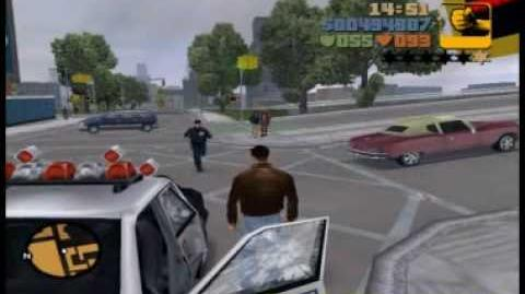 Grand Theft Auto 3 (PC) Mission 37 - Deal Steal