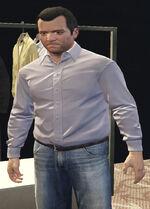 Ponsonbys (V - Różowa koszula)