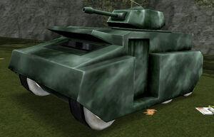 Rhino (GTA3) (front)
