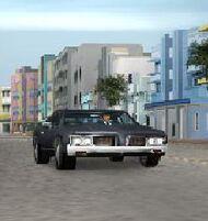Sabre (bêta) GTA Vice City