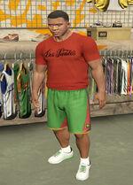 SubUrban (V - Czerwona koszulka Los Santos)