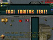 Taxi Traitor Test! (1)