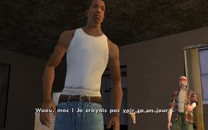 Body Harvest GTA San Andreas (étonnement)