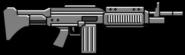 Bojowy karabin maszynowy (V - HUD)