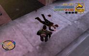 GTA III Salvatore Leone dead