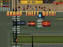 Grand Theft Auto! (GTA2)
