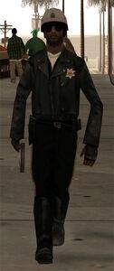 Motor officer (GTASA) (on foot)