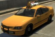 Taxi Merit GTA IV