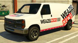 Weazel-news-rumpo-white-front-gtav