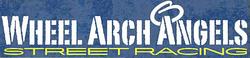 Archanioły na kołach (logo)