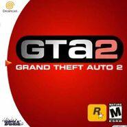 GTA2 (Dreamcast - cover) (boxart)