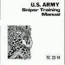 U.S. Army Sniper Training Manual (VC)