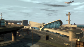 Francis International Airport (IV)