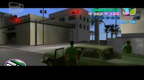 GTA Vice City - Walkthrough - Mission -22 - Bar Brawl (HD)