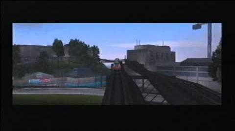 Grand Theft Auto III (GTA3) Portland El-Train