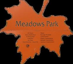 Meadows Park (logo)