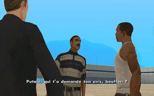 Mike Toreno (mission) GTA San Andreas (tension)