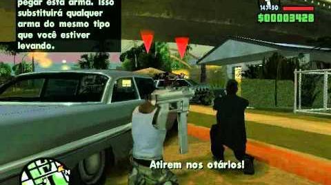 Missões do GTA San Andreas - Missões para OG Loc - Festa em Casa (House Party) - PT-BR
