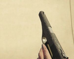 Vintage Pistol-1