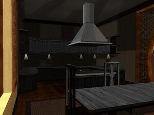 Wu Zi Mu's Apartament