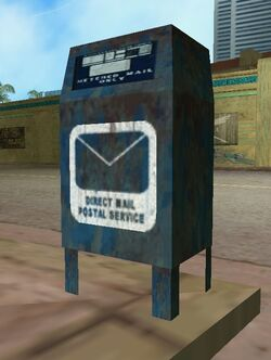 Direct Mail Postal Service