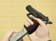 Pistol GTAVe FPS Reload