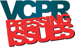 Pressing Issues (logo)