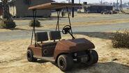 Wózek golfowy (V - 2)