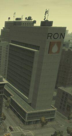 Budynek RON (IV)