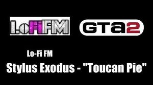 "GTA 2 (GTA II) - Lo-Fi FM Stylus Exodus - ""Toucan Pie"""