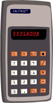 CalcThis-Taschenrechner