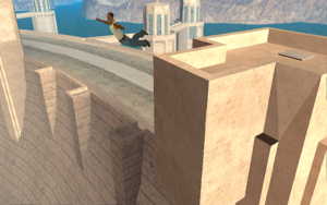 Dam and Blast GTA San Andreas (plongeon)