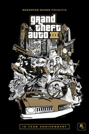GTA3-10 Year Anniversary-Couverture