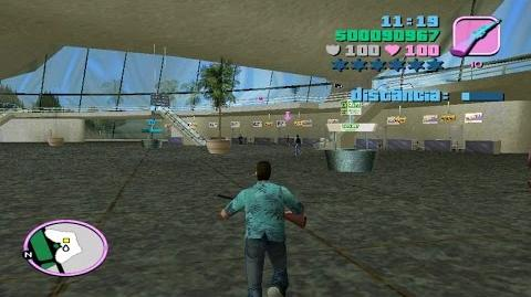GTA Vice City- Morte No Balcão De Embarque
